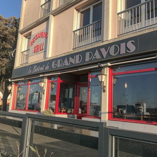 Restaurant Le Bistrot Du Grand Pavois à Saint-Nazaire